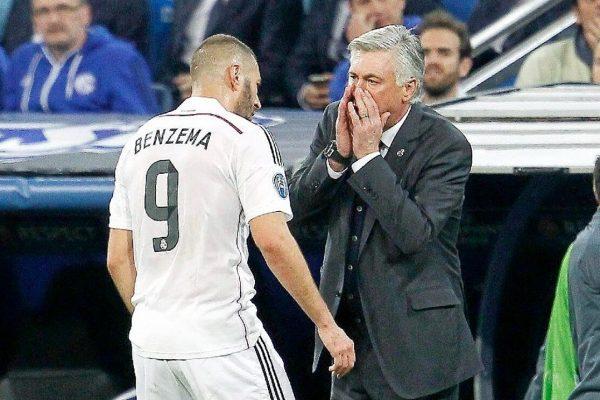 Ancelotti has hailed forward Karim Benzema as having more quality. Real Madrid coach Carlo Ancelotti has hailed the French forward Karim Benzema as having more quality