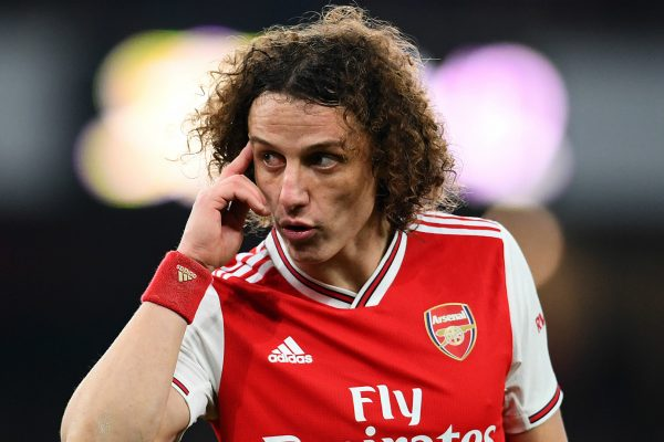 David Luiz has revealed he left the club because of different goals.