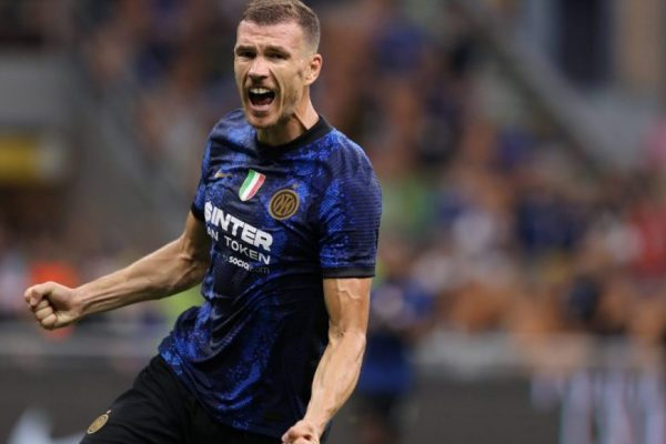 Inter Milan striker Edin Dzeko has revealed that he was only playing on the pitch to do what the coach asked for.After helping the team to win the latest match.